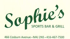 Sophie's Sports Bar & Grill