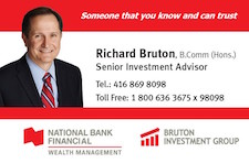 Bruton Investment Group, National Bank Financial