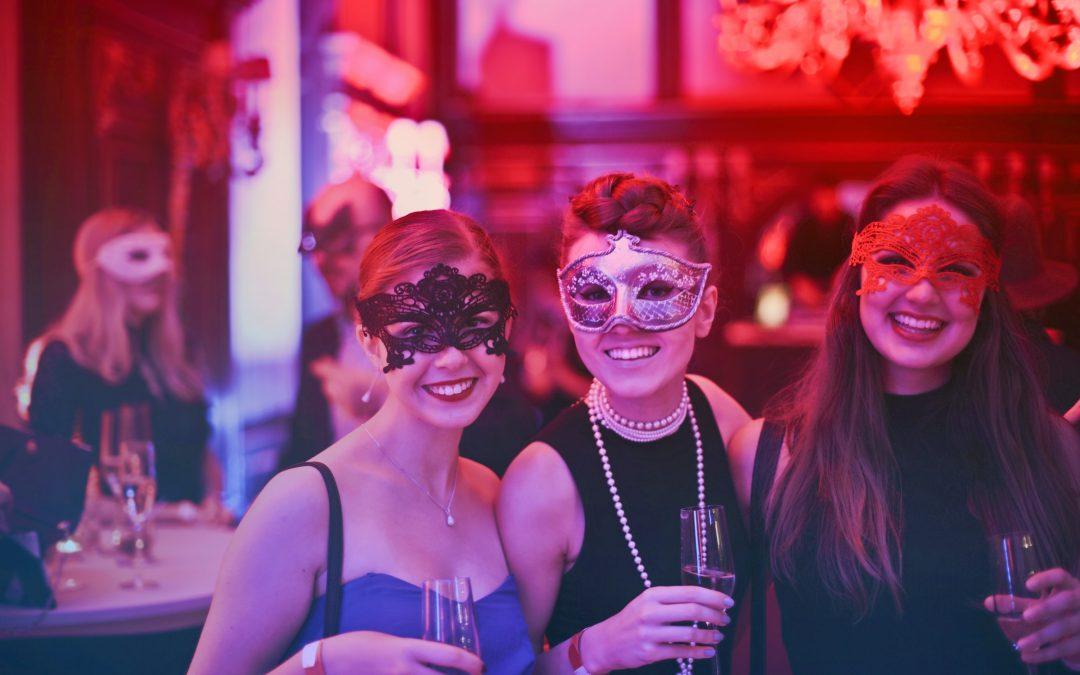 Masquerade inspiration